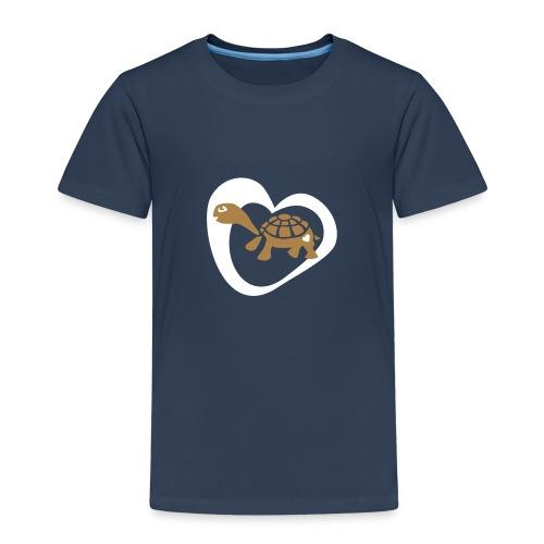 Geliebte Schildi  - Kinder Premium T-Shirt