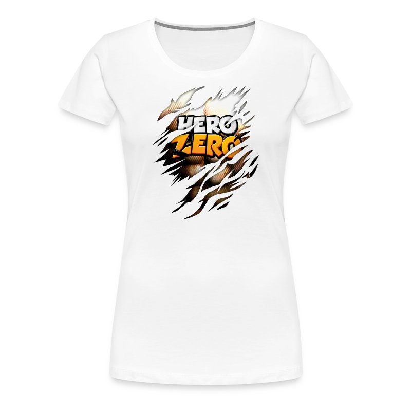 Hero Zero - Female Premium T-Shirt - Women's Premium T-Shirt