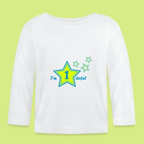 Baby Shirt langarm 1-full - Baby Langarmshirt