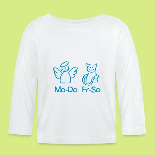 Baby Shirt langarm Engel? - Baby Langarmshirt