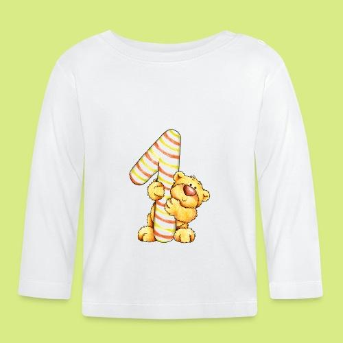 Baby Shirt langarm 1 - Baby Langarmshirt