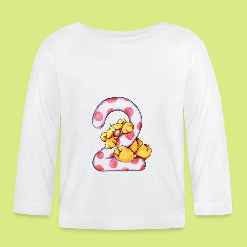 Baby Shirt langarm 2 - Baby Langarmshirt