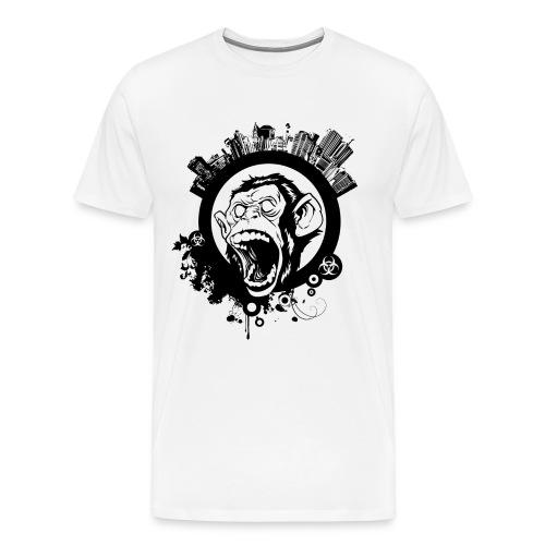 Urban Monkey - Men's Premium T-Shirt