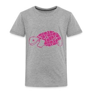 kuscheliges Glücksschildi  - Kinder Premium T-Shirt