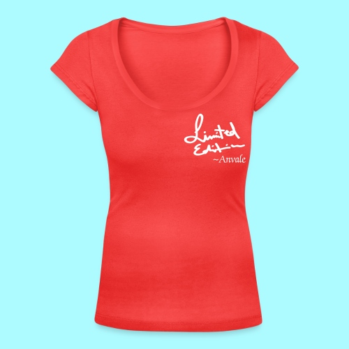 Limited Edition by Anvale - Vrouwen T-shirt met U-hals