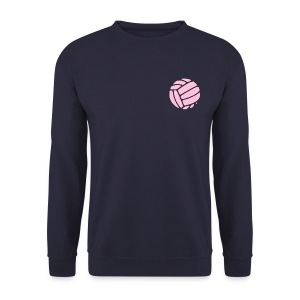 Ball logo left aligned - Men's Sweatshirt
