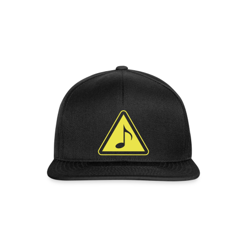 Kopphbedeckung - Snapback Cap