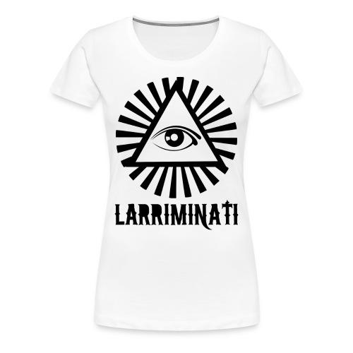 larriminati womens shirt - Women's Premium T-Shirt