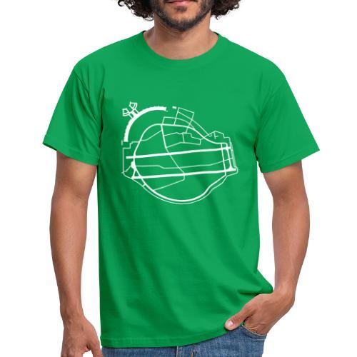 Flughafen Berlin-Tempelhof - Männer T-Shirt