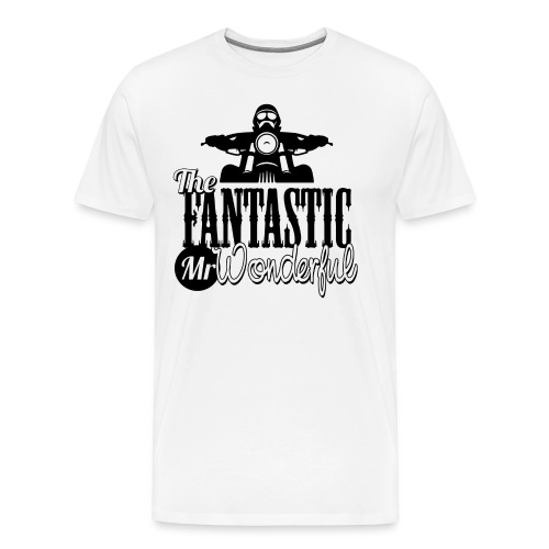Kabes Mr Wonderful - Men's Premium T-Shirt