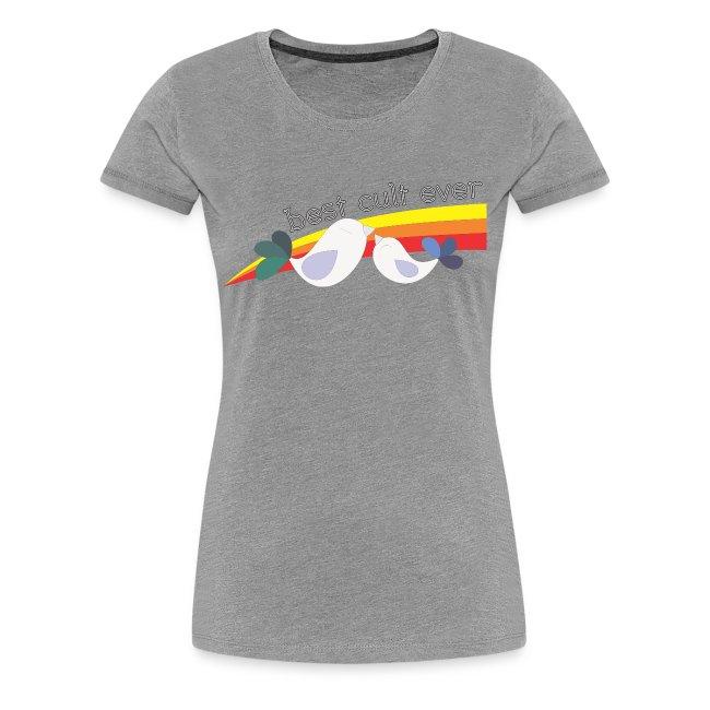 Best Cult Ever Womens Shirt
