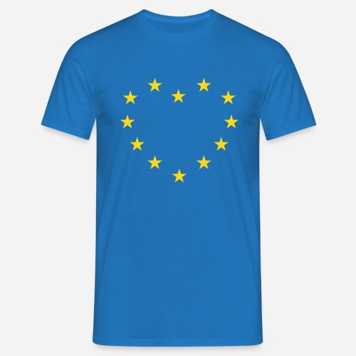 European Compassion Shirt - Herre-T-shirt