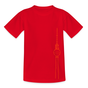 Fernsehturm Berlin - Teenager T-Shirt