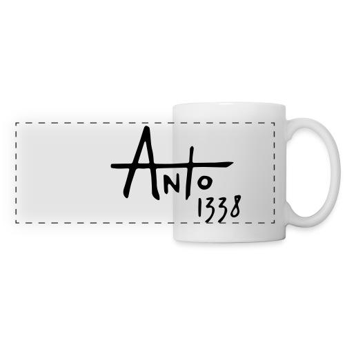 Tasse Anto1338 - Mug panoramique contrasté et blanc