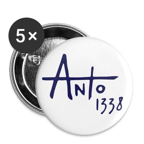 5 Petit badges - Badge moyen 32 mm