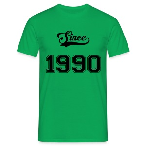 Since 1990 - T-shirt Homme