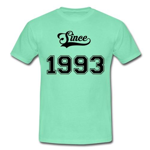Since 1993 - T-shirt Homme