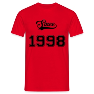 Since 1998 - T-shirt Homme