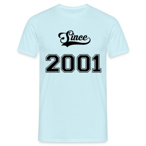 Since 2001 - T-shirt Homme