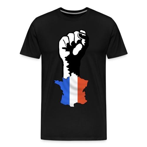 POING BBR N1 - T-shirt Premium Homme