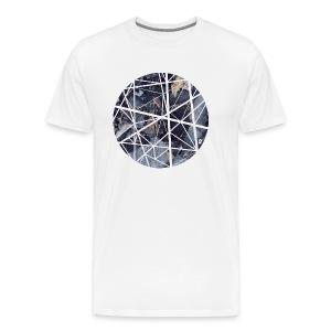 Marble - Koszulka męska Premium
