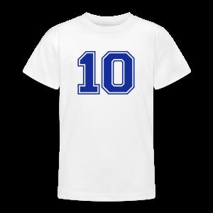 10 - T-shirt Ado