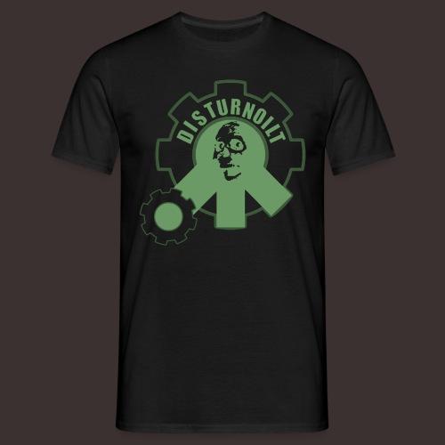 Disturnoilt Logo T-shirt (man) - Männer T-Shirt