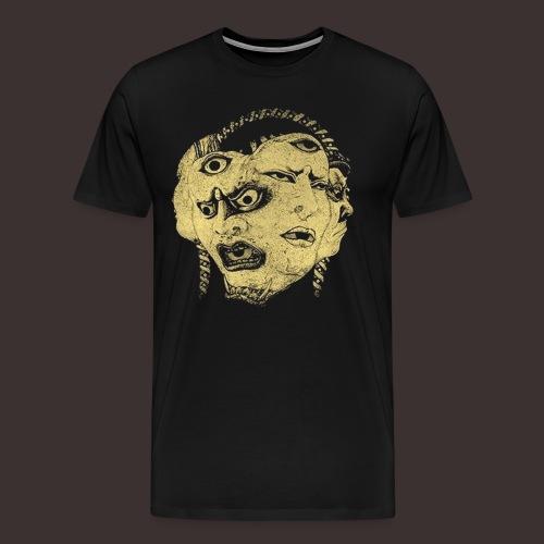QRABAY Premium T-shirt (man) - Männer Premium T-Shirt