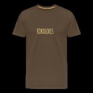 T-Shirts ~ Männer Premium T-Shirt ~ Kokolores