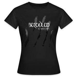 Befouled Old Broken Bones T-shirt Girl - T-skjorte for kvinner