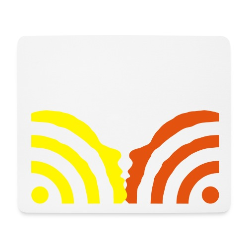 Mauspad (WLAN) - Mousepad (Querformat)