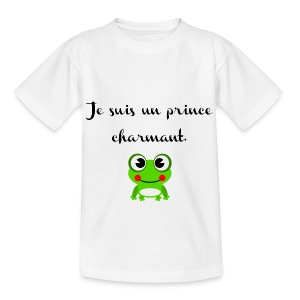 Croak croak - T-shirt Ado