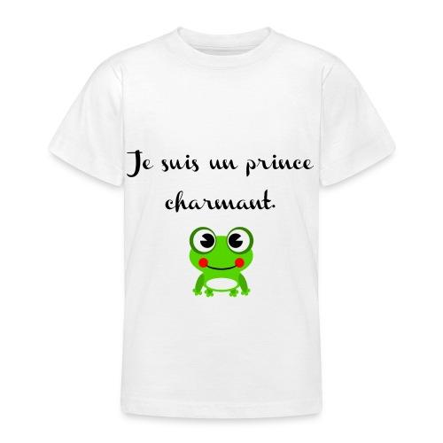 Croak croak - T-shirt Ado