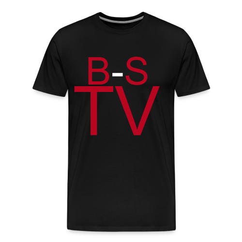 BIKE'SoundTV - YouTube - Männer Premium T-Shirt