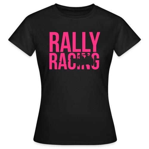 Tee Shirt   Femme   Rally Racing - T-shirt Femme