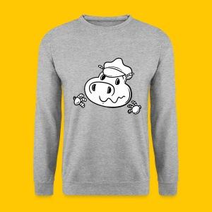 Piggy Skull - Men's Sweatshirt