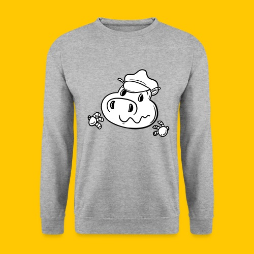 Piggy Skull - Men's Sweatshirt