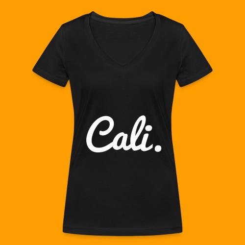 Calina's Shirt - Frauen Bio-T-Shirt mit V-Ausschnitt von Stanley & Stella