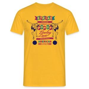 Pop Up Bowling - Mannen T-shirt