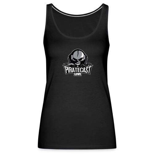 Ladies PirateCast Tank Top - Women's Premium Tank Top