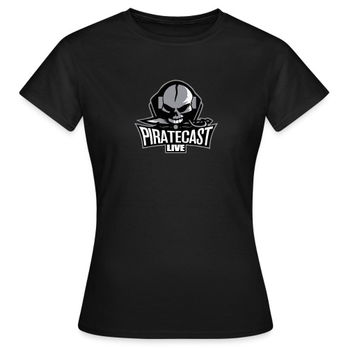 Ladies PirateCast Logo Shirt - Women's T-Shirt