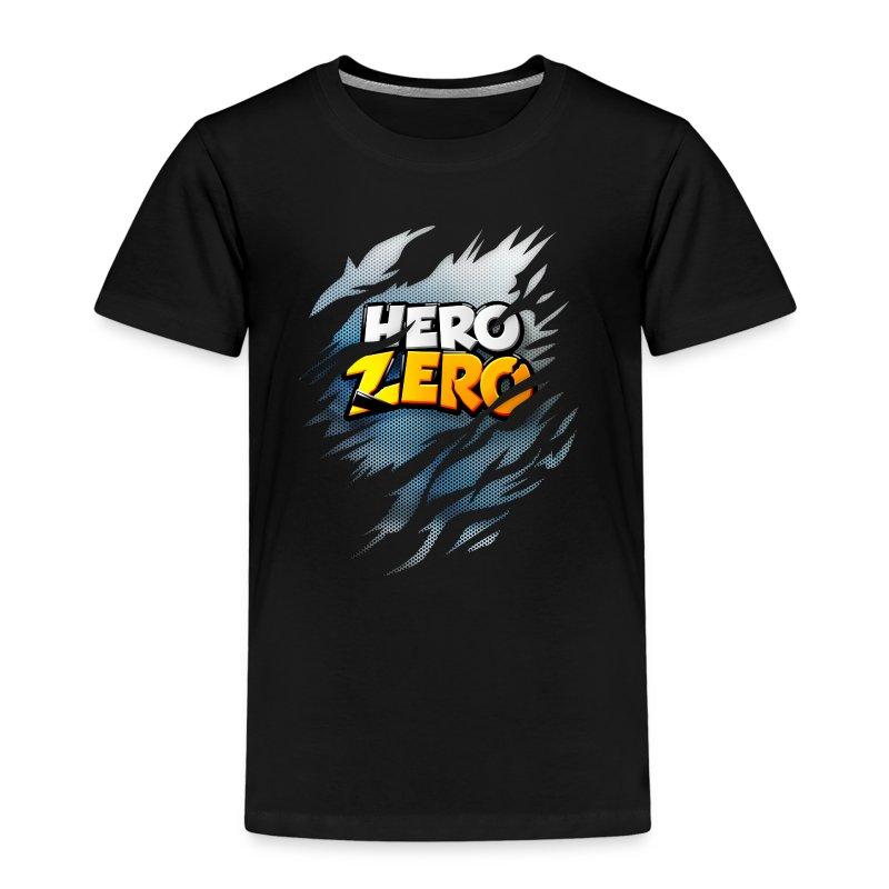 Hero Zero - Kids Premium T-Shirt - Kids' Premium T-Shirt