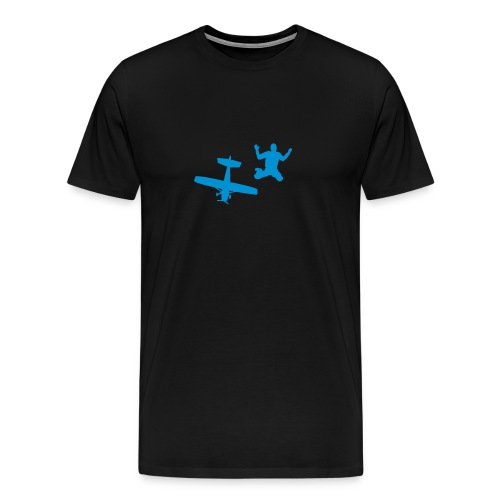 Absturz Deluxe - Männer Premium T-Shirt