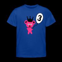 3. Geburtstag Bärchen T-Shirt