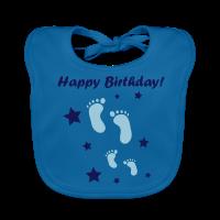 Happy Birthday Lätzchen