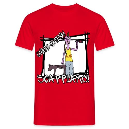 T-Shirt il Punkabbestia UOMO - Maglietta da uomo