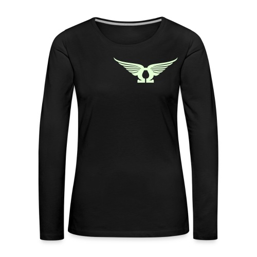 ohw wings - T-shirt manches longues Premium Femme