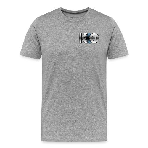 Team Kryptk - Men's Logo Shirt - Fox - Men's Premium T-Shirt