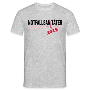 Notfallsanitäter 2015 - Männer T-Shirt