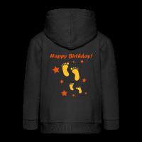 Happy Birthday Kapuzenjacke